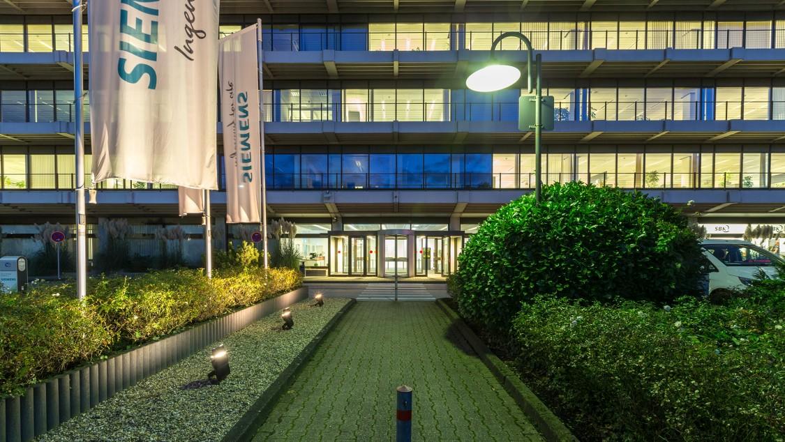 Siemens Niederlassung Köln