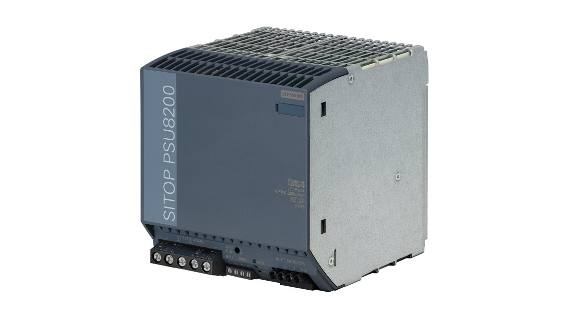 Product image SITOP PSU8200, 3-phase, DC 24 V/40 A