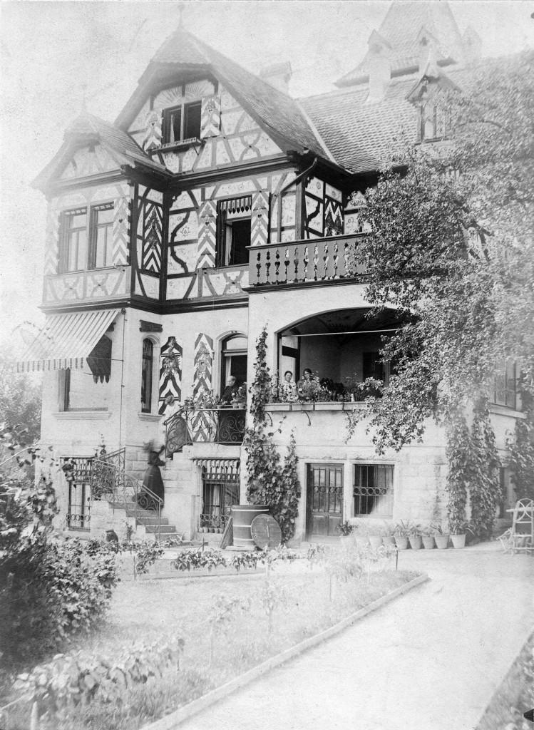Siemens Villa in Degerloch