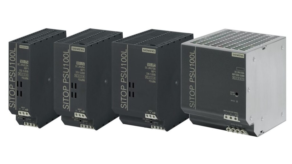 产品组图片 – 基础型电源 SITOP lite