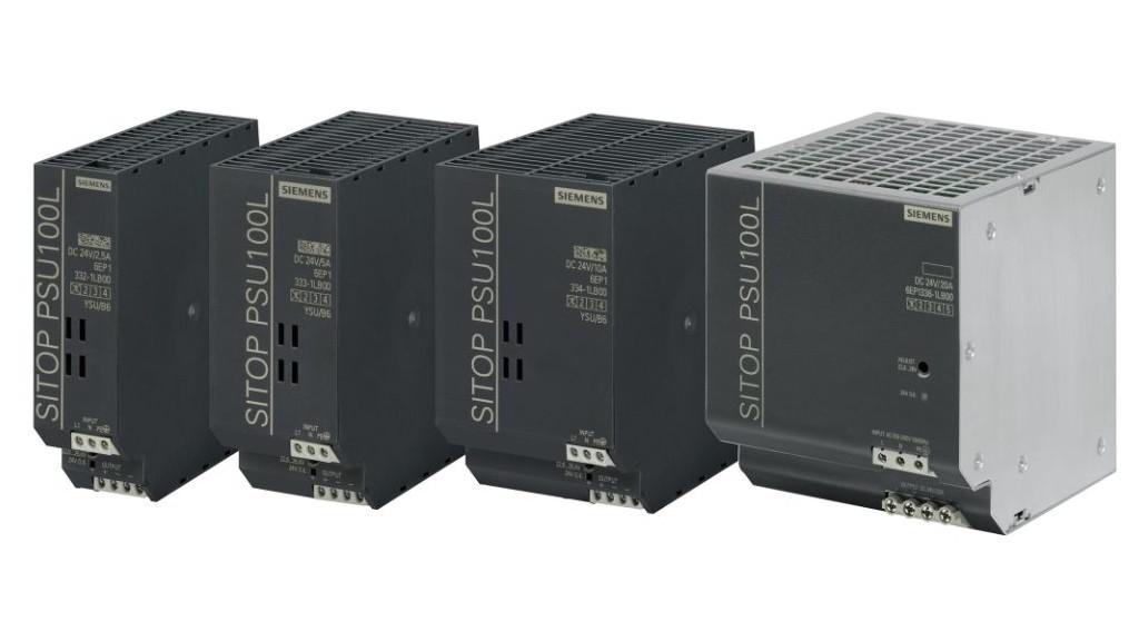 Produktgruppenbild Basis-Stromversorgung SITOP lite