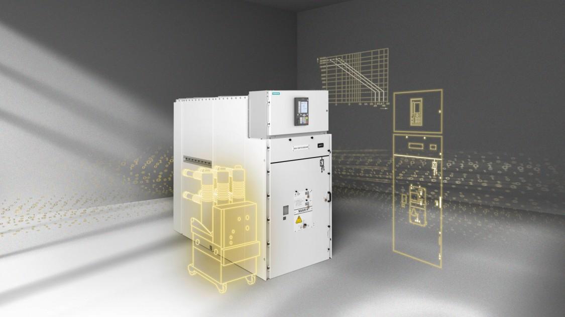 NXAIR H – Cubículo de média tensão isolado a ar