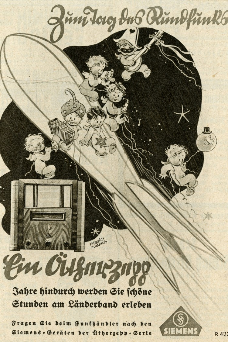Advertisement from 1934