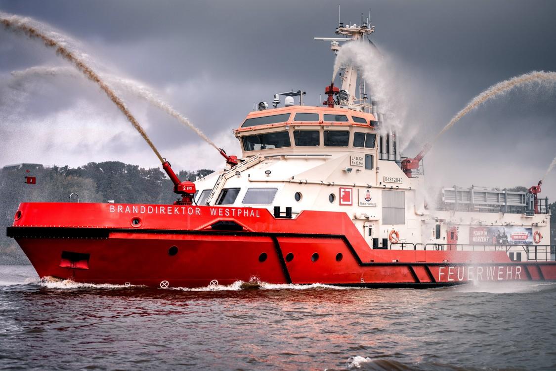 Feuerlöschschiff