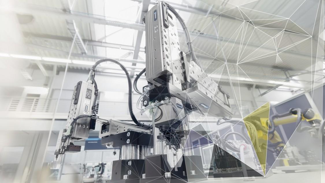 Digitaler Zwilling: Wenn die smarte Fabrik greifbar wird