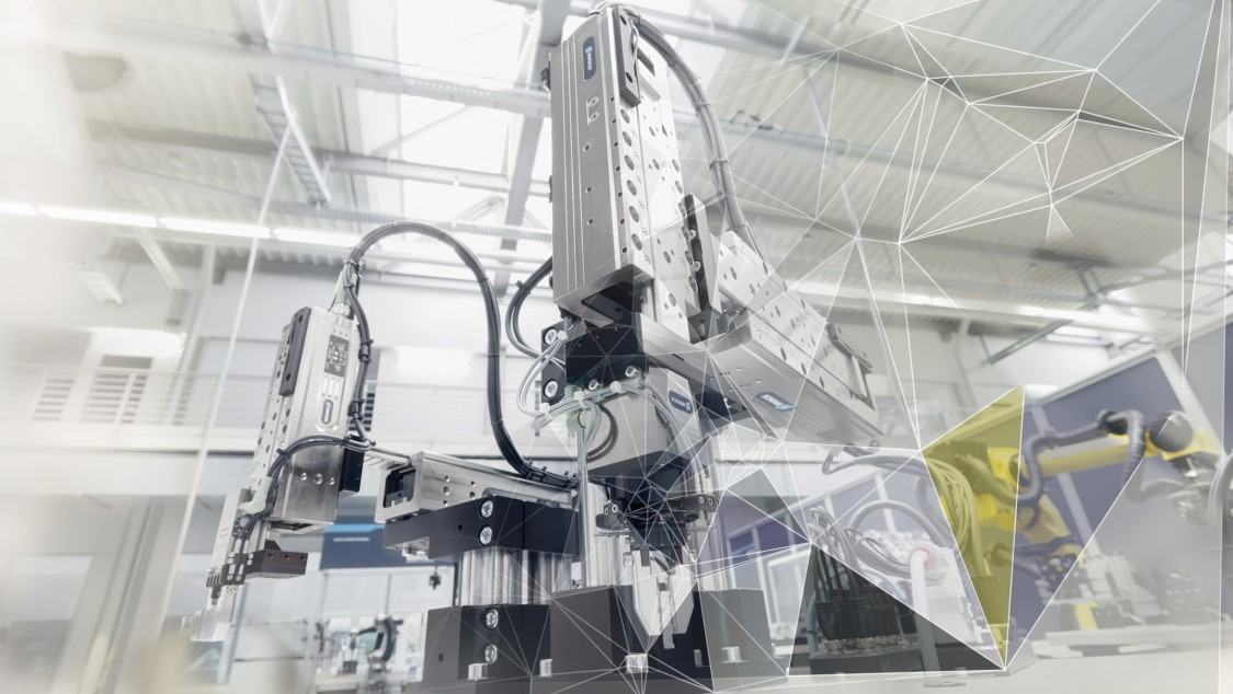 Digital twin: When the smart factory is close at hand