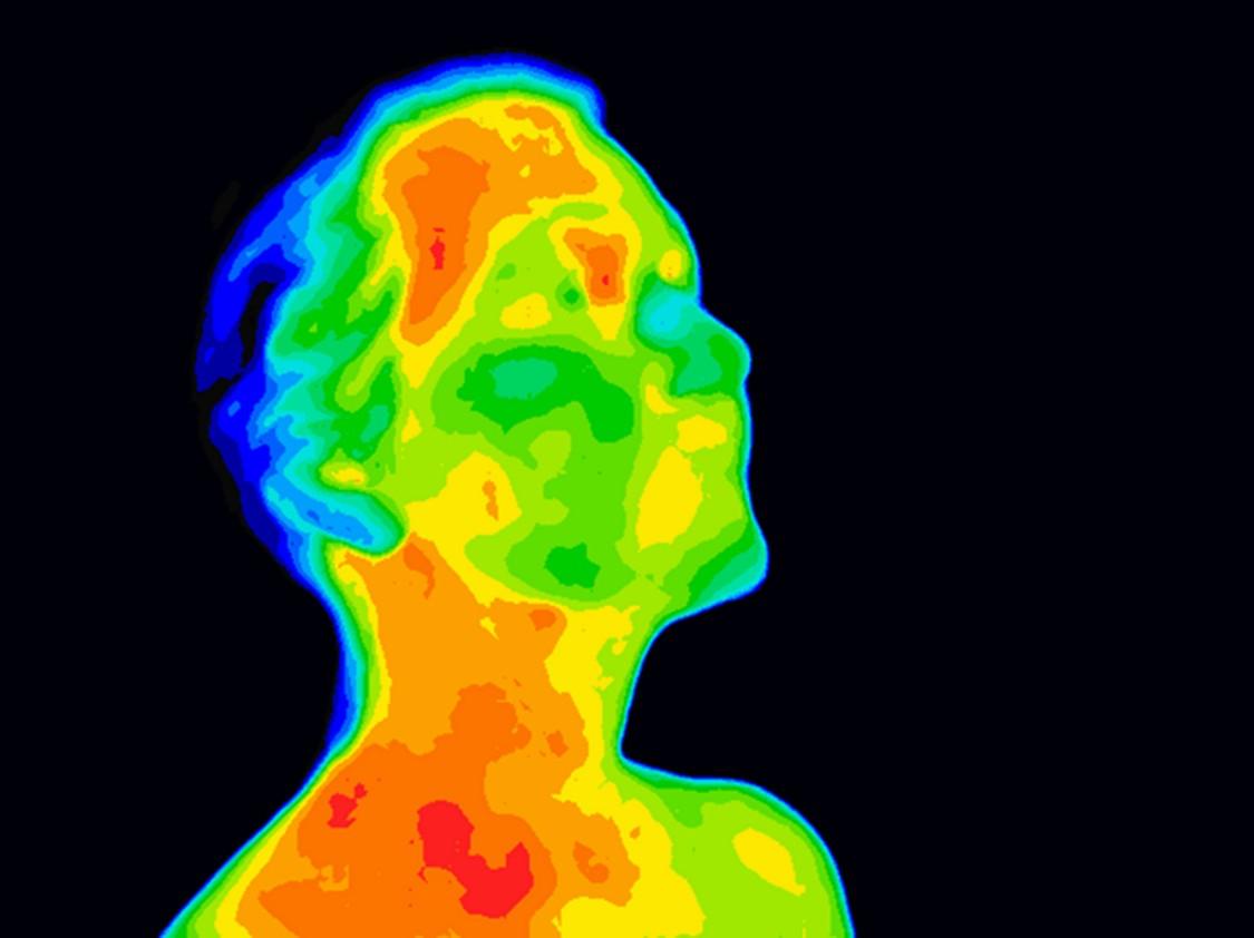 medir temperatura corportal