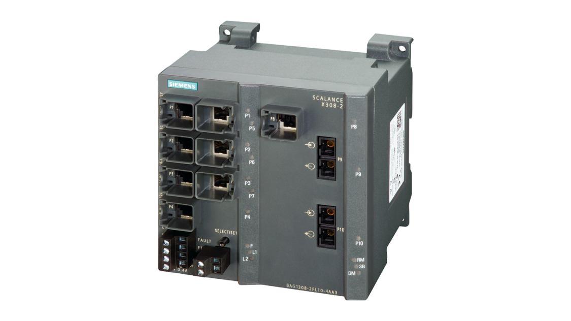 SIPLUS 工业交换机/介质转换器