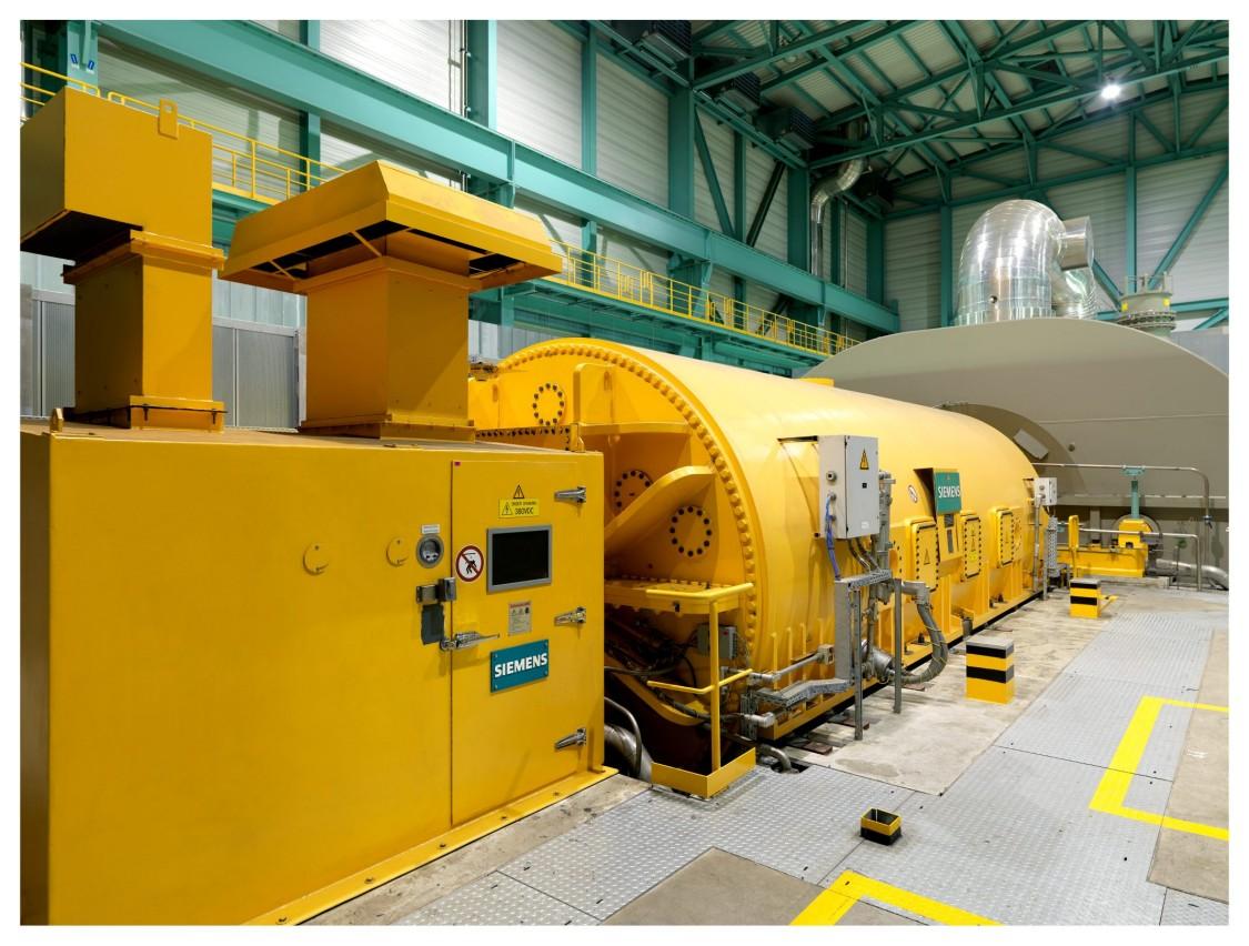 Motor- und Generatorschutz