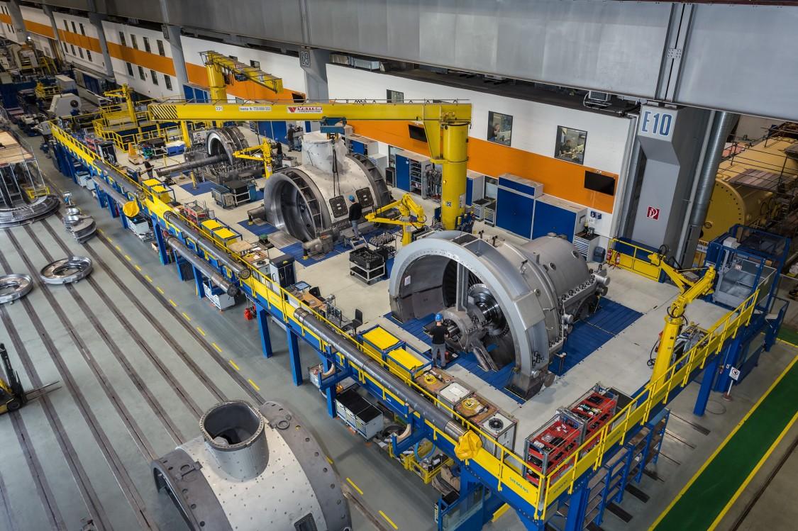 Siemens Referenzen | Siemens Energy