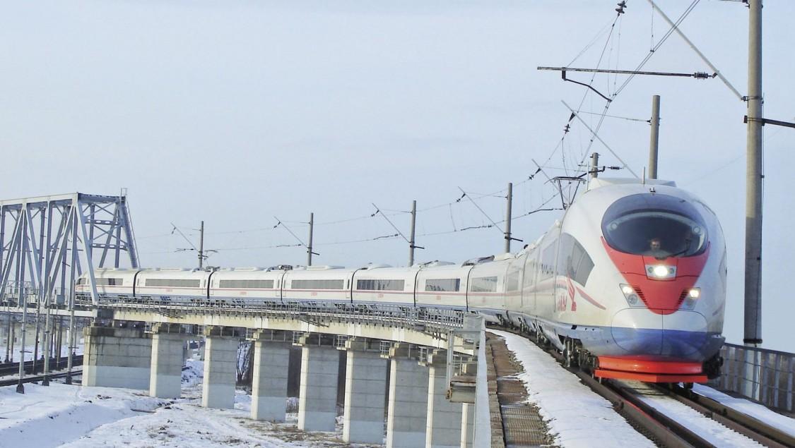 Maintenance contract Velaro Russia, RZD