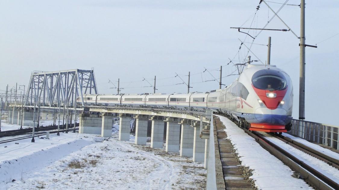 Высокоскоростной поезд «Сапсан»