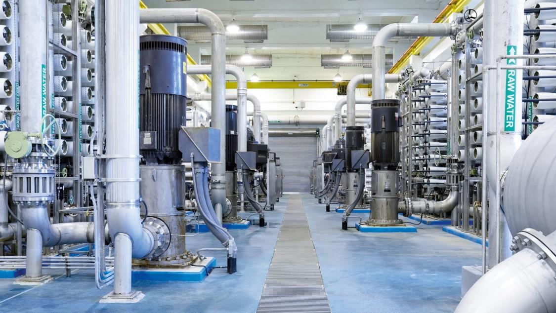 海水淡化厂