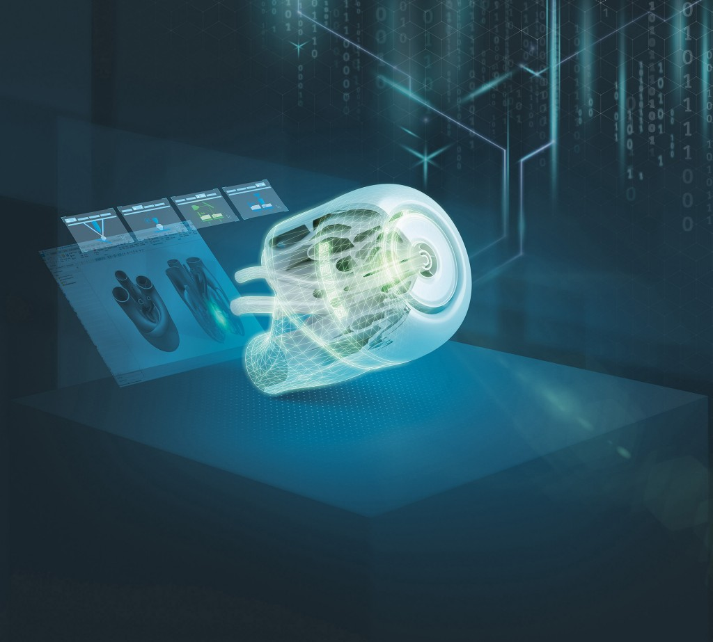 Siemens at the formnext 2018