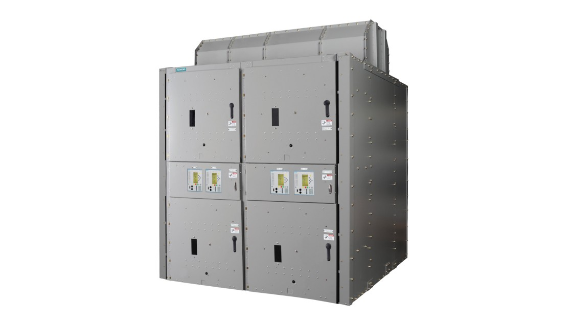 Siemens GM-SG-AR medium-voltage arc-resistant switchgear