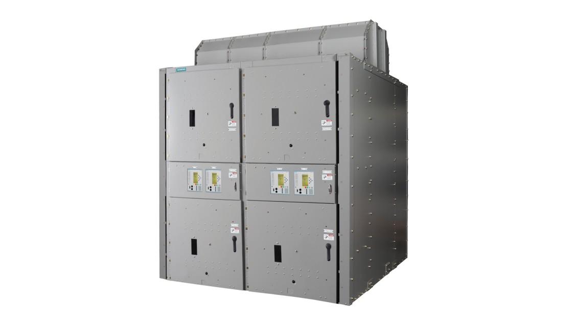 Siemens medium-voltage switchgear