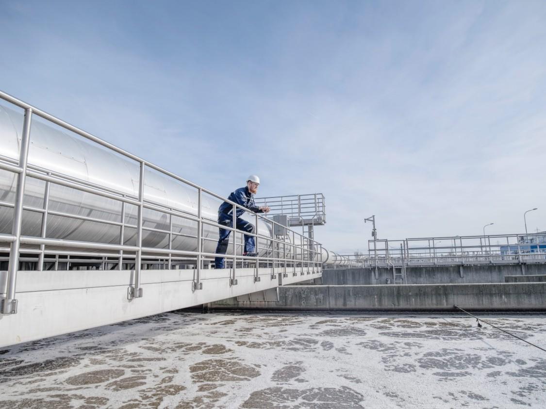 SIWA SEWER waste water control