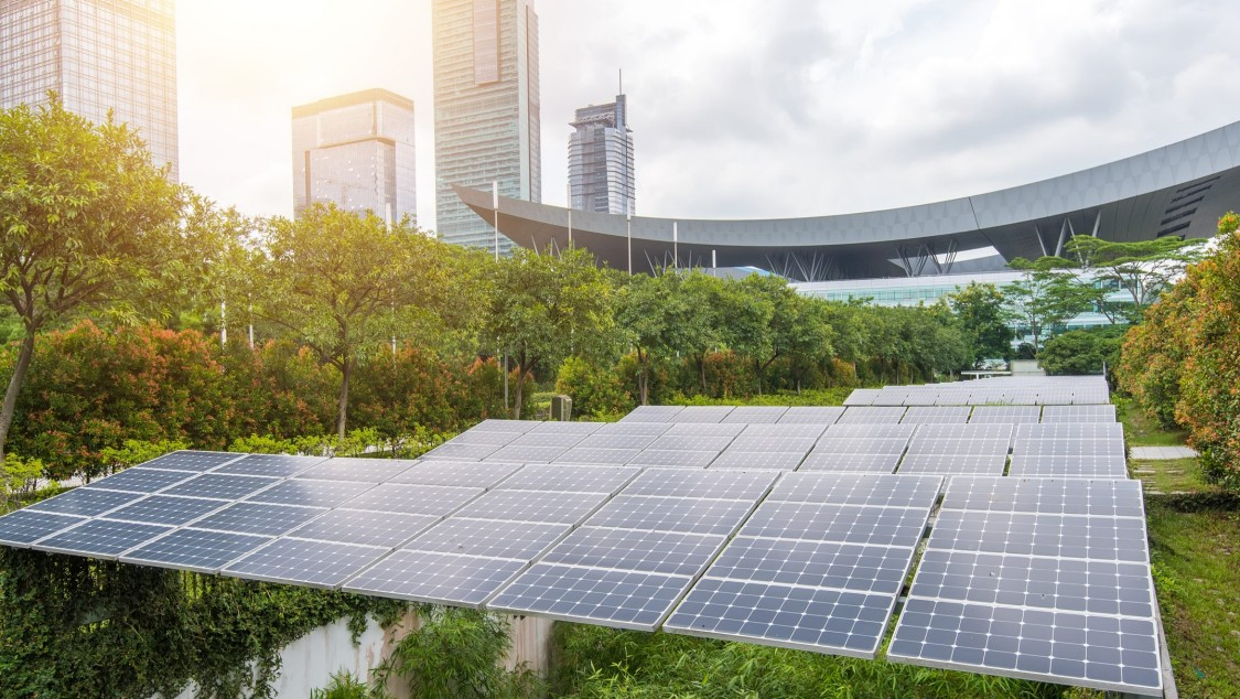 Alternative energy sources for a better CO2 footprint