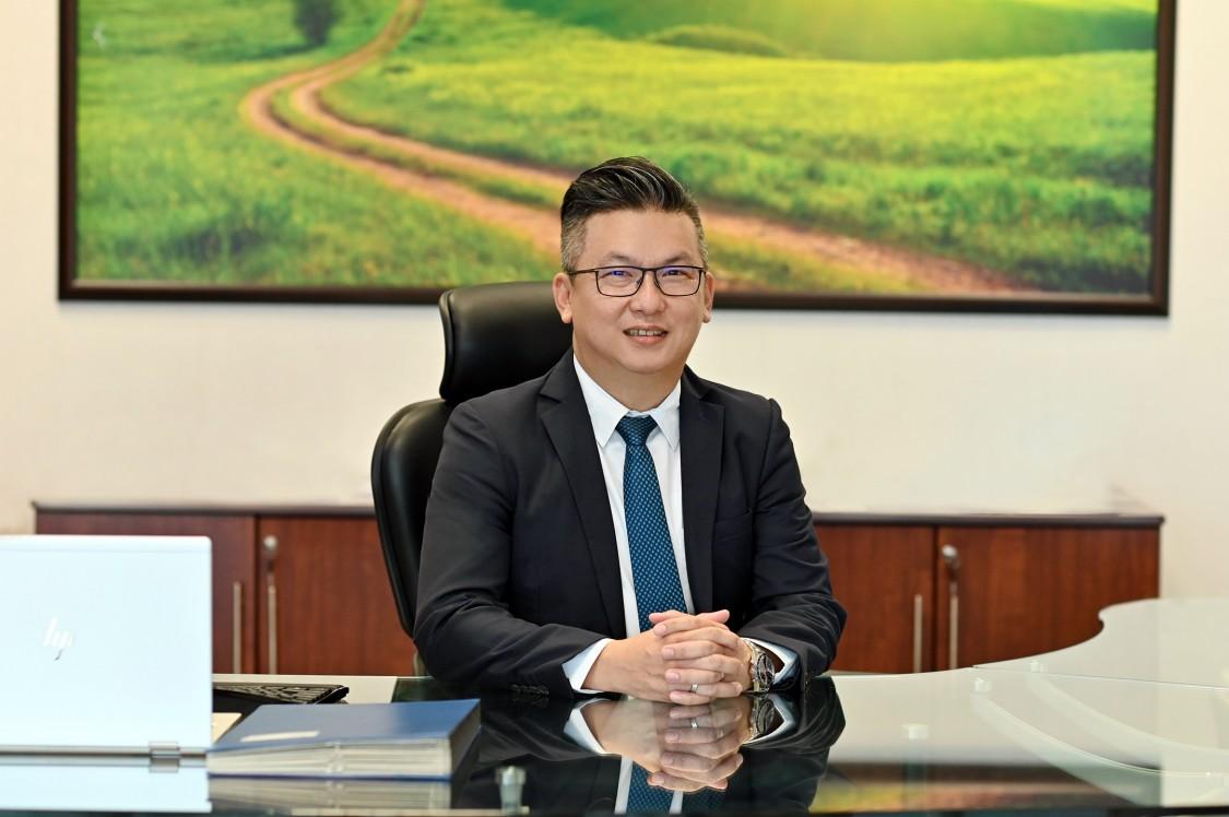Adam Yee CEO of Siemens Malaysia