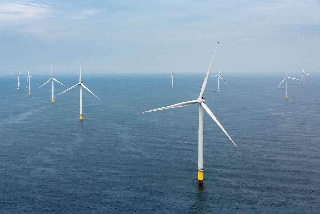 Offshore wind power plant Westermost Rough supplies 150,000 households