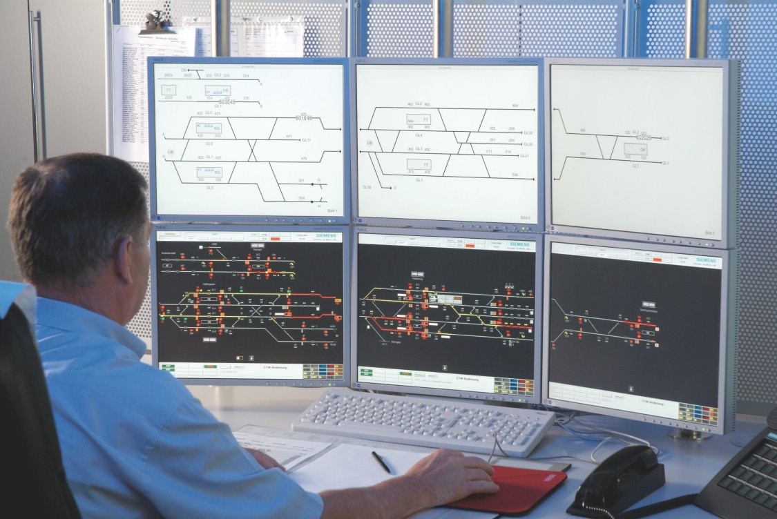 rail automation