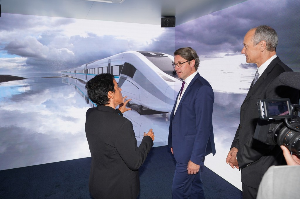 Siemens Mobility at InnoTrans 2018