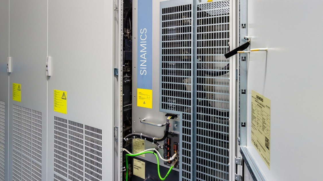 sinamics S120CM cabinet modules