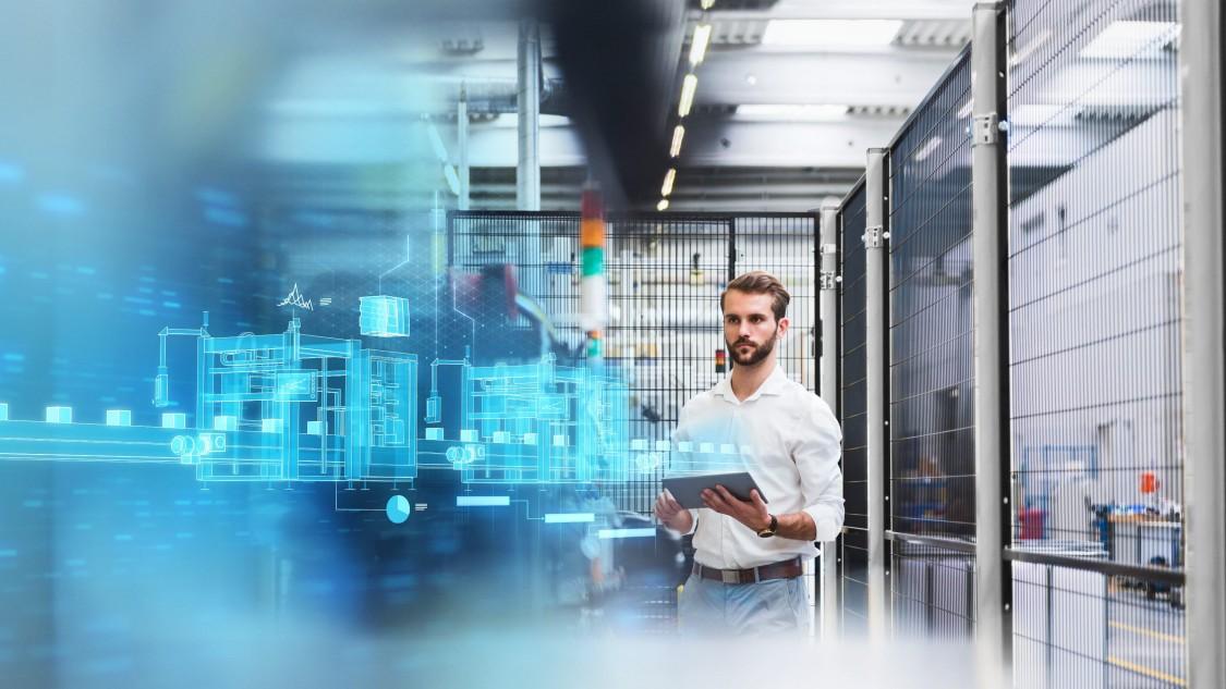 SIMATIC RTLS - платформа позиционирования для вашего цифрового предприятия
