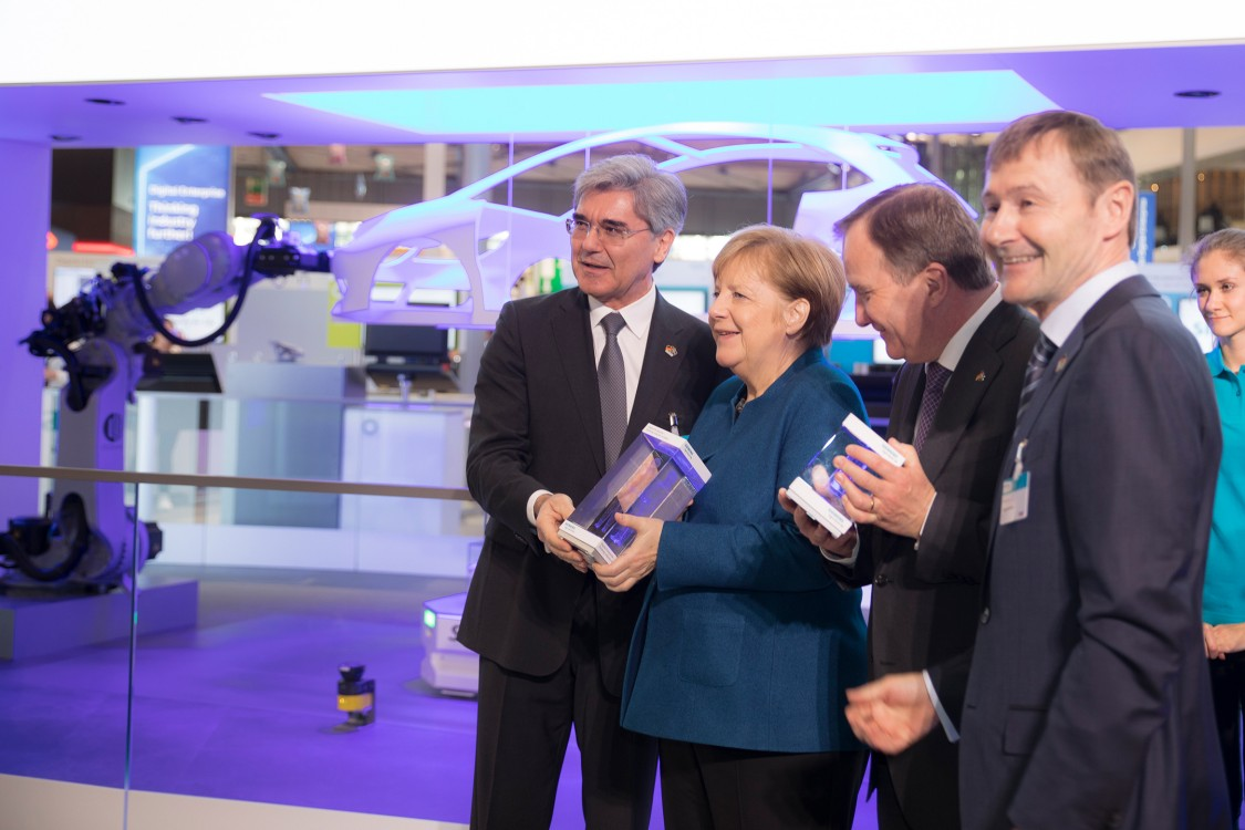 Hannover Messe, 2019