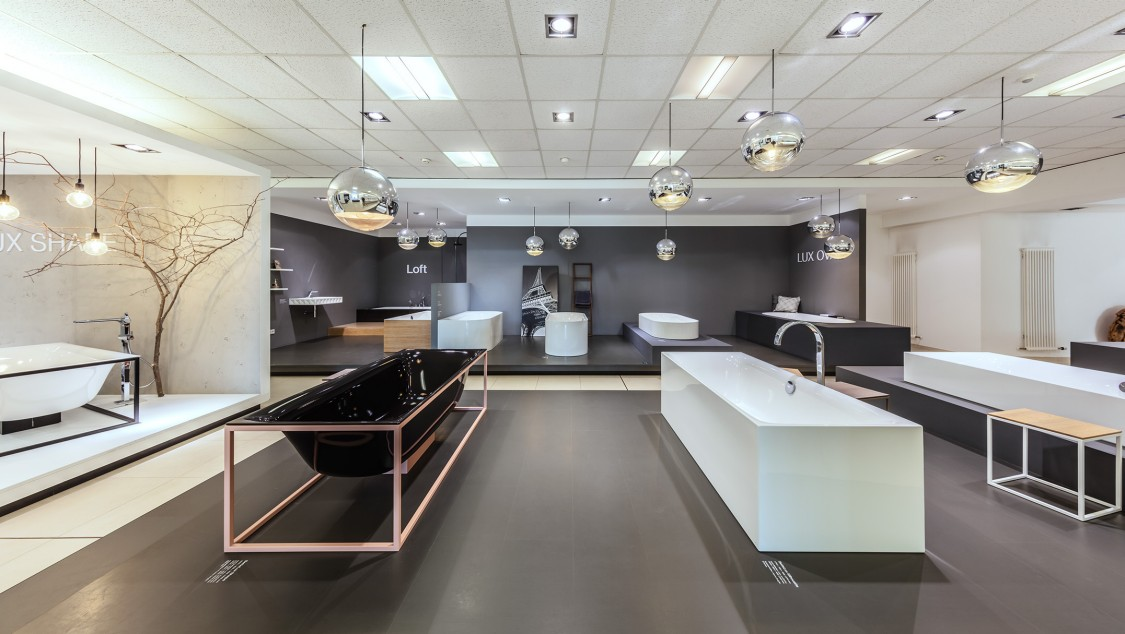 Showroom of Betten gmbH & co. KG