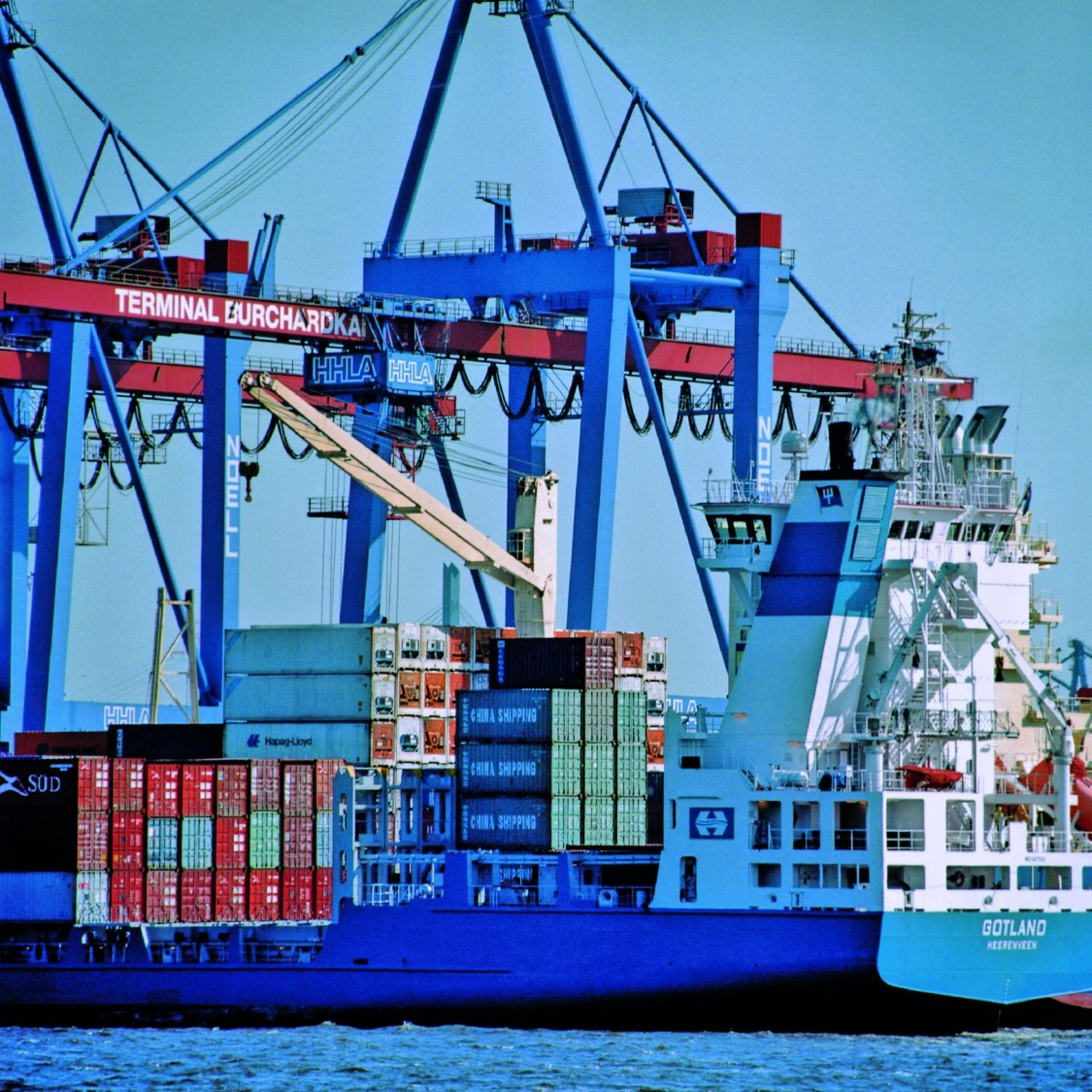 Africa's first automated container terminal