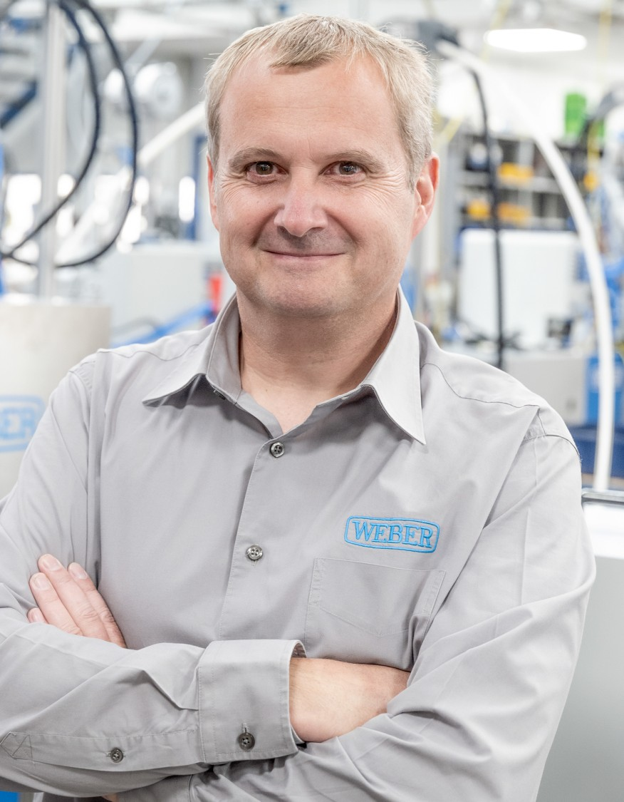 Entwicklungsleiter, WEBER Schraubautomaten GmbH