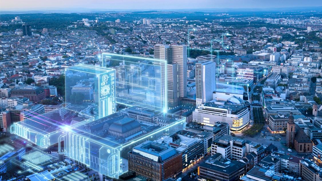 Klíčový vizuál: Nejmodernější průmyslové počítače SIMATIC společnosti Siemens