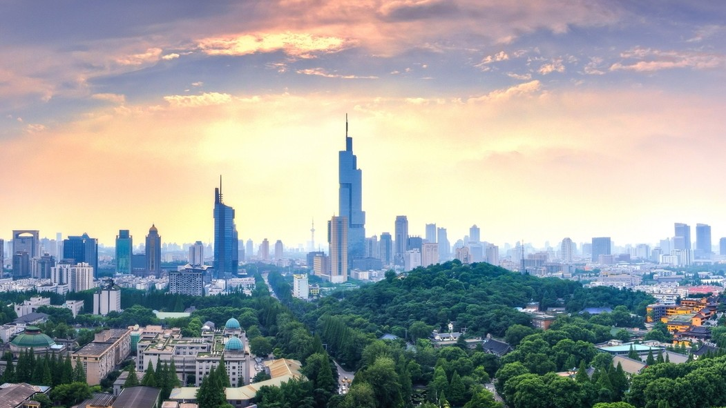 Zero carbon growth for Nanjing