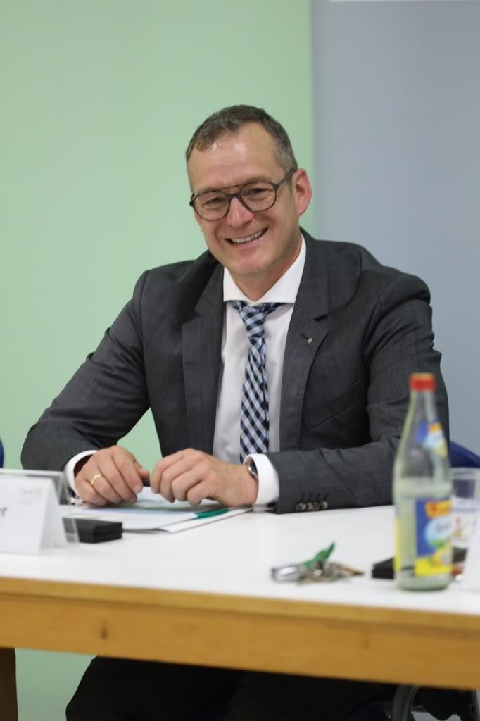 Marco Krasser, Geschäftsführer SWW Wunsiedel