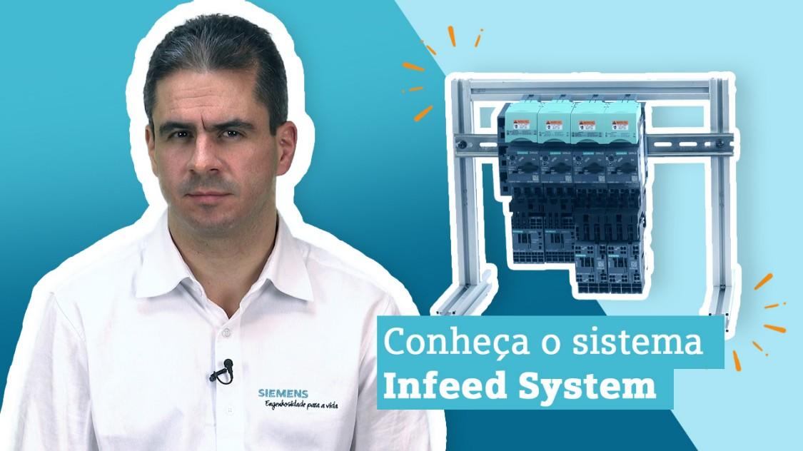 Conheça o sistema Infeed System