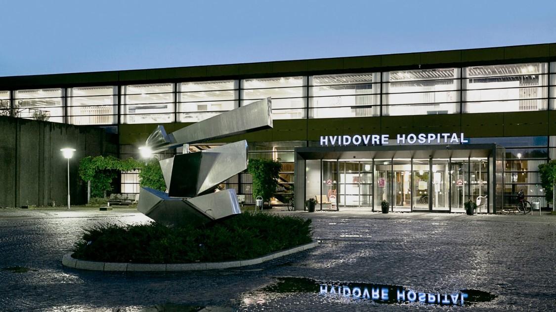 Krankenhaus Hvidovre, Dänemark
