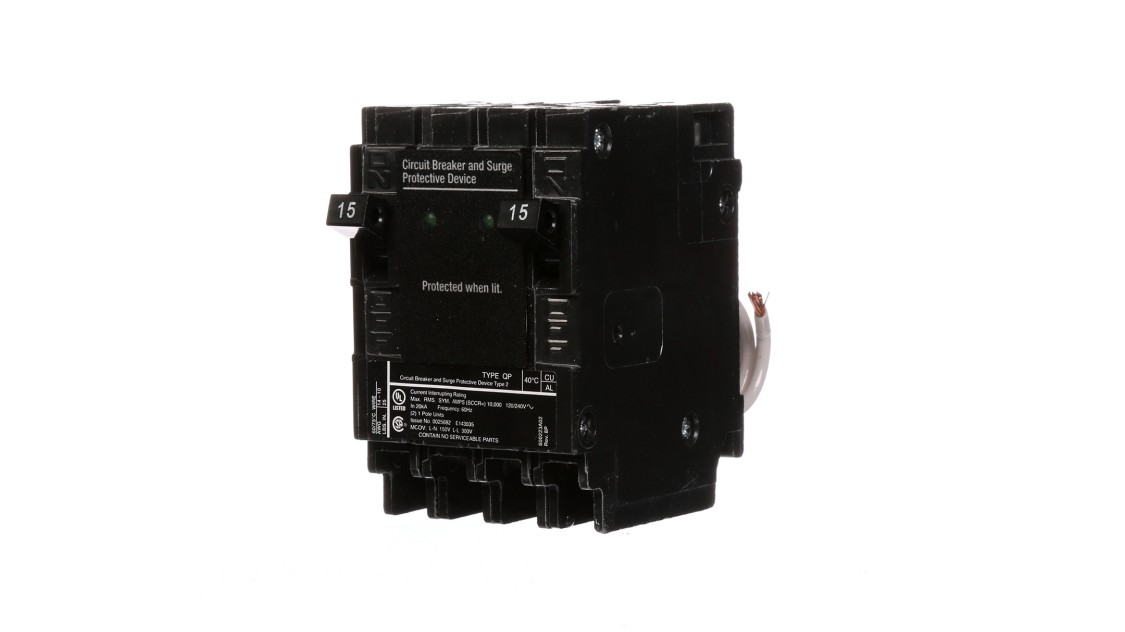 Surge Protection Breakers