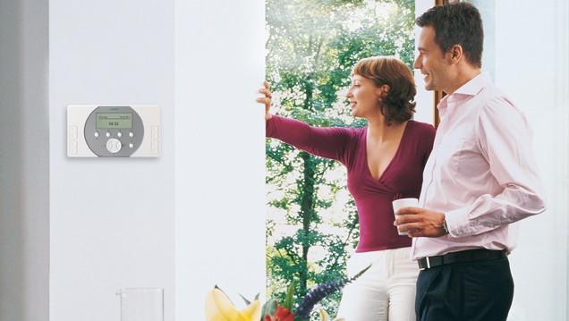 Synco living - systém automatizace domácnosti
