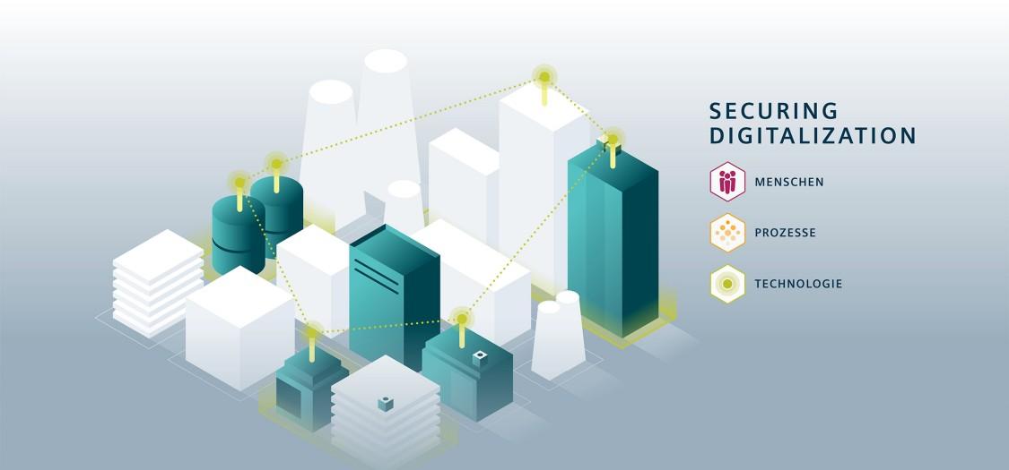 Siemens Securing Digitalization