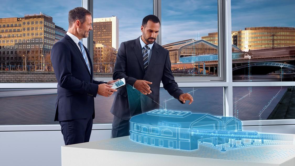 Информационное моделирование строительных объектов