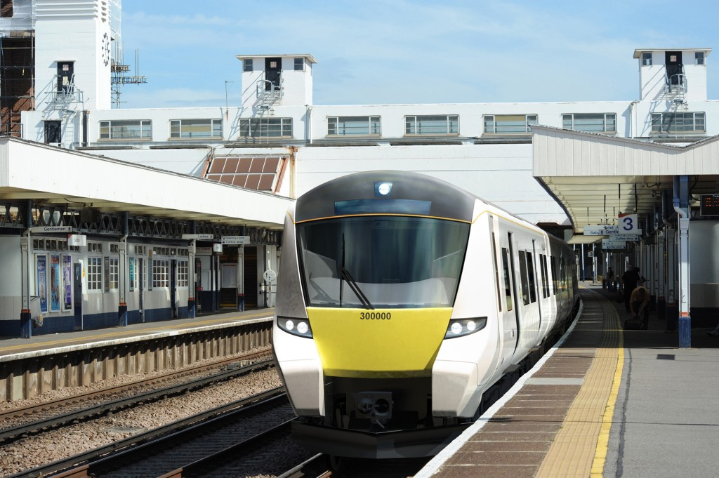Thameslink route through London: Siemens to deliver trains worth circa 1.8 billion euros