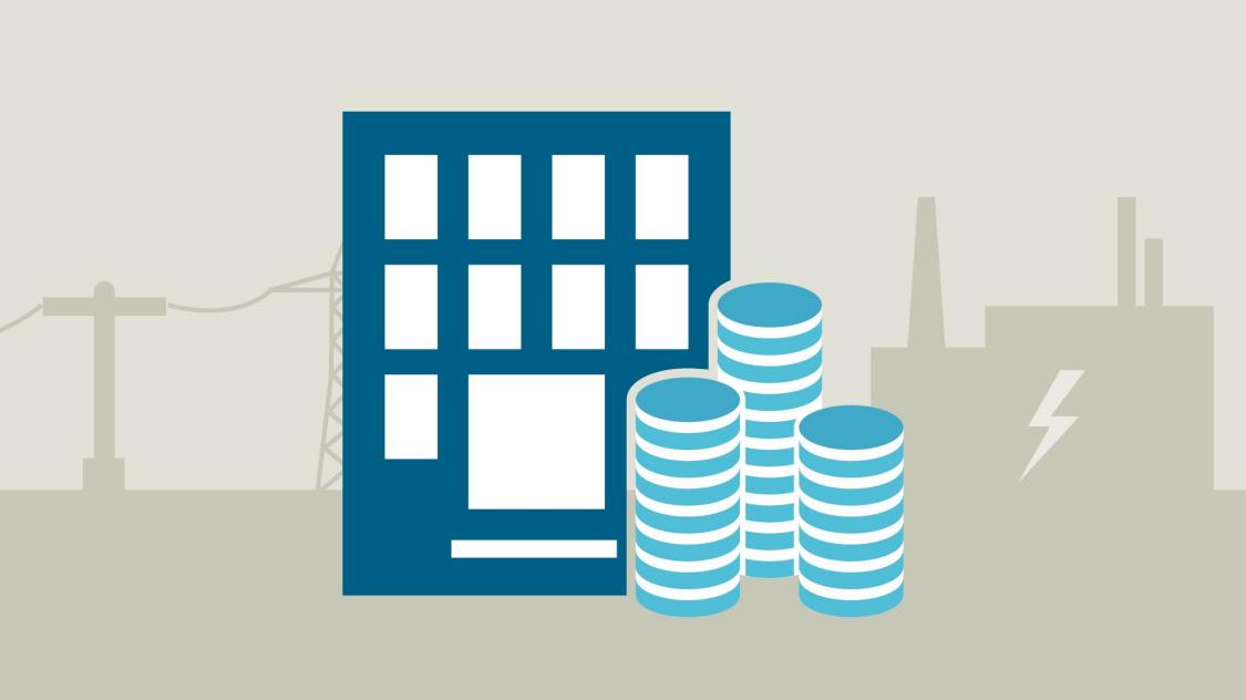 Capital Expenditure-Einsparungen