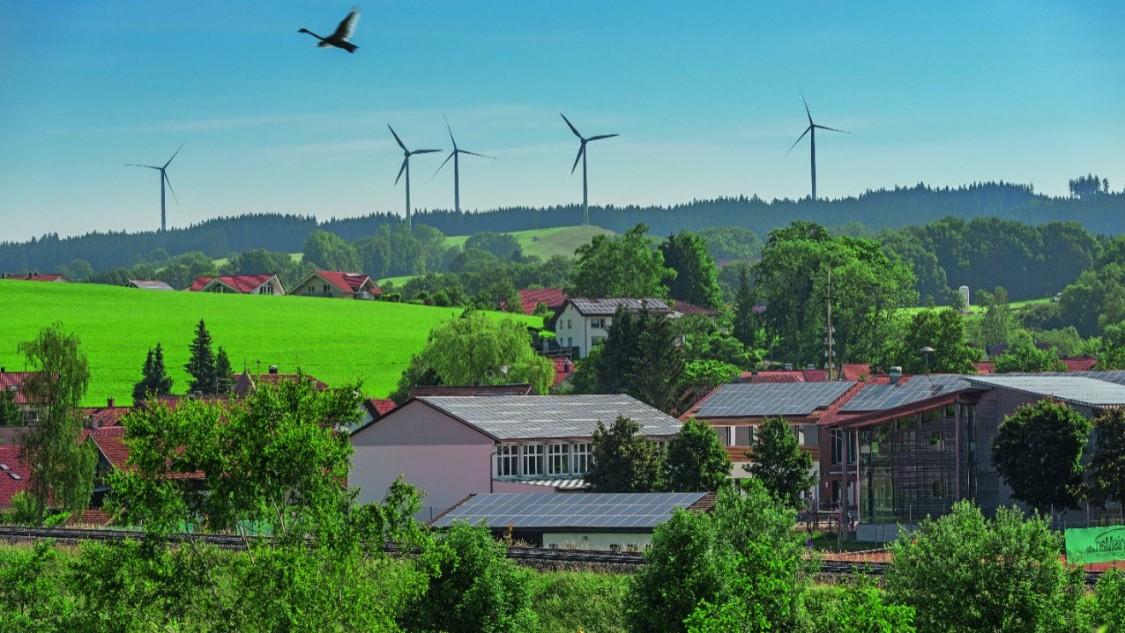 Интеграция распределённых источников электроэнергии