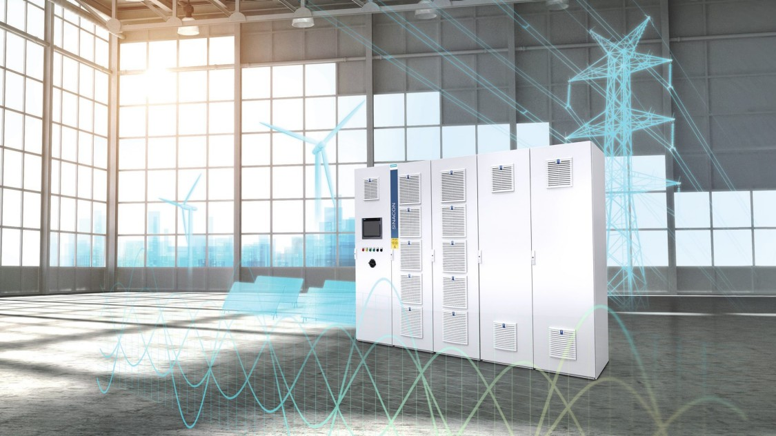 Grid-tied Power Conversion Systems SINACON
