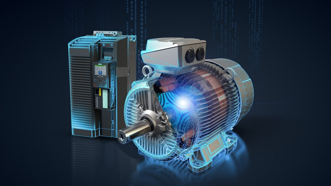 Key visual SIMOTICS reluctance motors