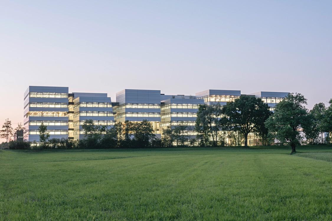 Doppelmayr Bürogebäude