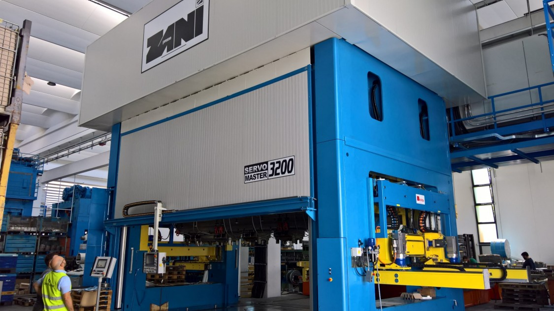 A full package for servo presses