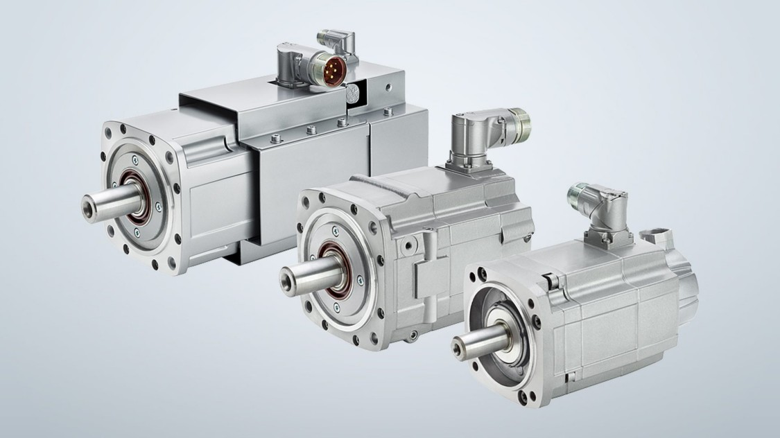 SIMOTICS S Servomotors