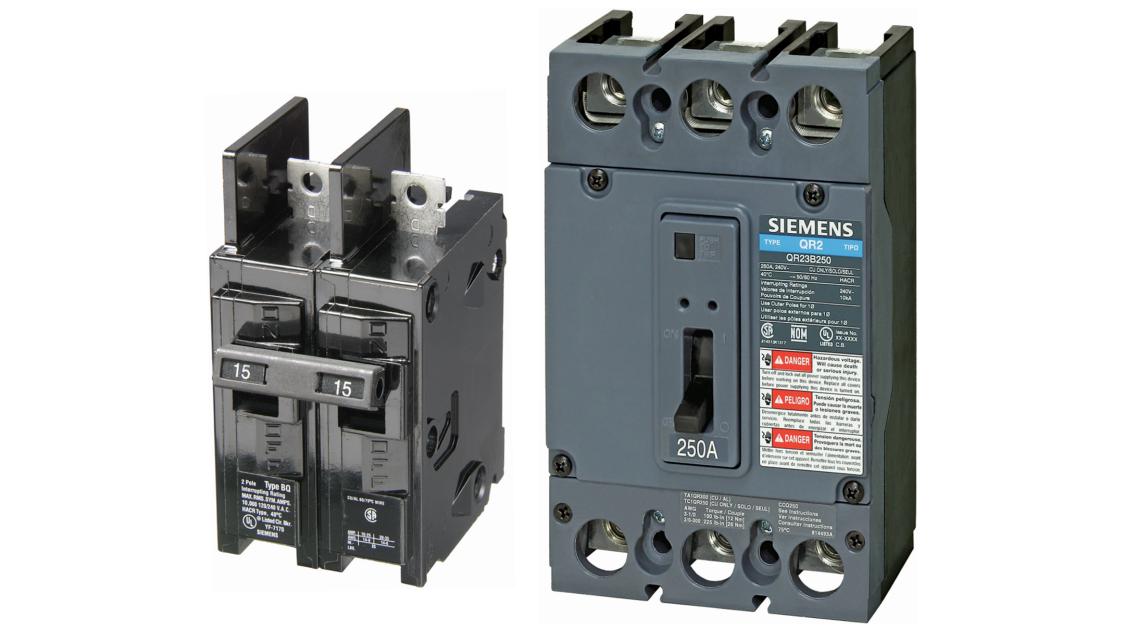 Disjoncteurs pour applications générales